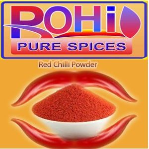red chilli powde