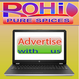 advertise with