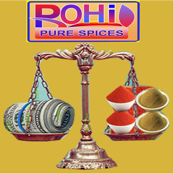spices prices chart